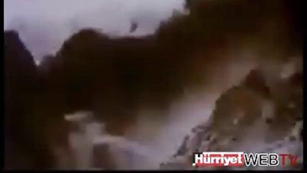 喜玛拉雅山脉最神奇的山羊告诉你什么叫飞檐走壁