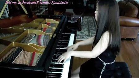 阳春白雪钢琴简谱