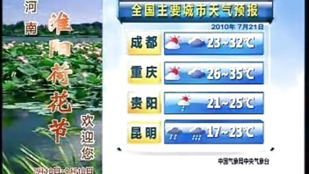 新聞天氣預報獨家代理