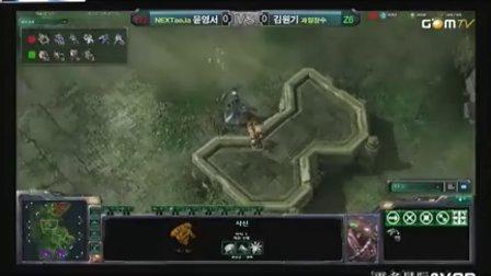 100916 GSL星际2公开赛32强第二日 Taeja(T) vs Cool(Z) 01 2010