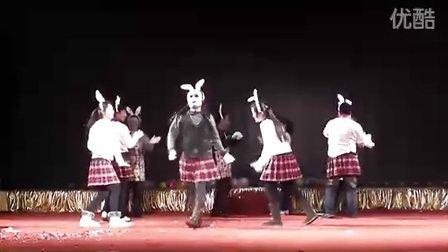 1年年会 兔子舞