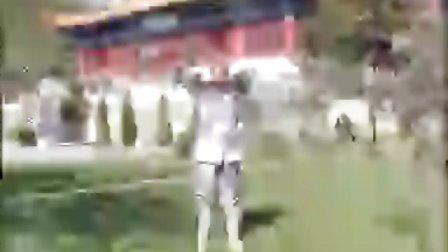 《少林达摩易筋经》少林寺释德杨法师演示讲解CD1