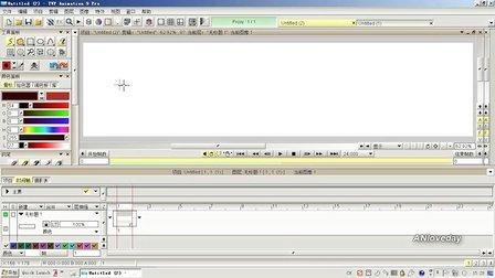 TVP Animation动画教学——项目的新建和修改