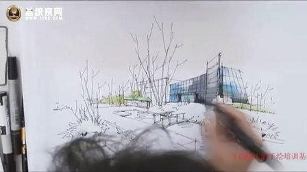 庐山手绘艺术特训营手绘教程