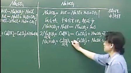 第三章 第二節幾種重要的金屬化合物(一)