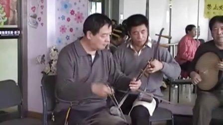 张垣演唱京剧《西施》选段-水殿风来秋气紧