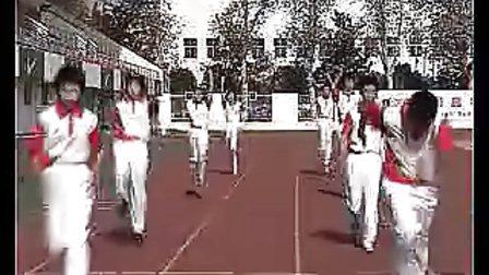 间歇跑 全国中小学体育优质课评比暨观摩