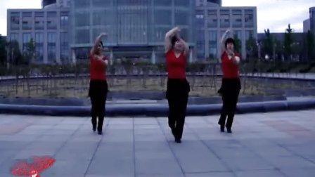 广场舞-恰恰-茶山情歌。