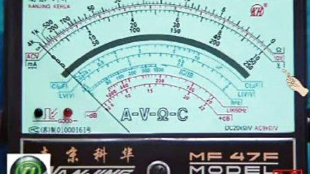 fm500型万用表电路图