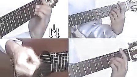 hey jude 吉他教学 4
