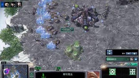 星际争霸 II StarTale时刻 第一期 (Z)July VS 陪 练(Z) 02 2011