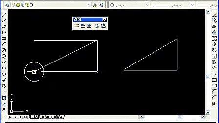 auto cad2004基础应用视频教程