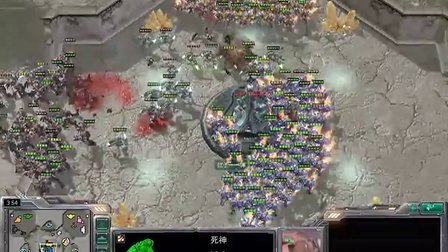 StarCraft II RPG状元秀 第一期 四方争霸 01 2011