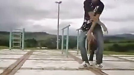 法国小正太跳专业华丽街舞