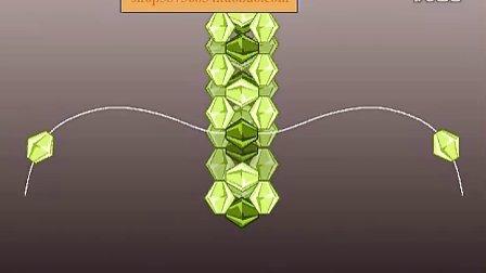 串珠纸盒图解步骤