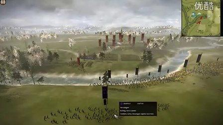 幕府将军2全面战争 1v1线上对战 262vs7级老外
