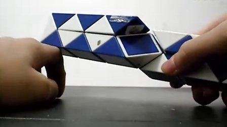 魔尺拼球的步骤图解视频,