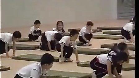技巧后滚翻与舞蹈 重庆市中小学 优质体育课程 人和街小学 陈明庆 全国中小学体育优质课评比暨观摩