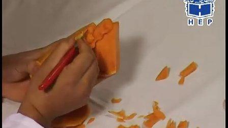 南瓜食品雕刻动物百度图片搜索