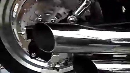 钱江摩托 凯威250l发动机声音!