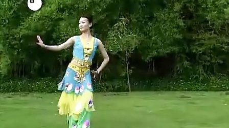 熊颖民族舞教学 傣族舞 傣寨情