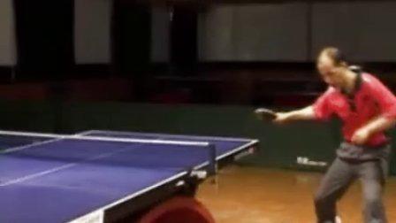 新编《学打乒乓球》直板技术