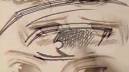 漫画:眼睛的画法