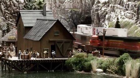 德國漢堡「Miniatur Wunderland」迷你樂園