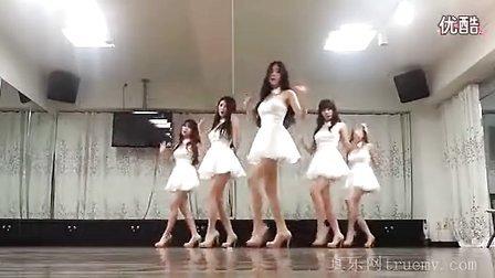 韩国性感美女BP POP- Never ever let me go (舞蹈排练版