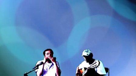 山楂树 口琴吉他视频