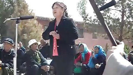 秦腔打路窦风琴曲谱