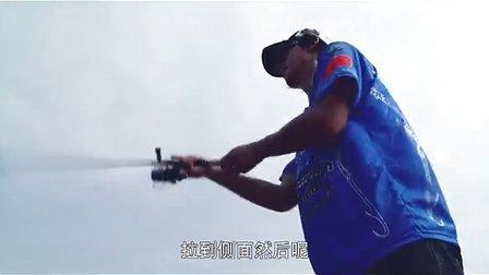 《尚艺东美》路亚钓鱼钓法初学者基础教学视频