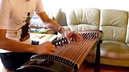 青花瓷—古筝独奏图片