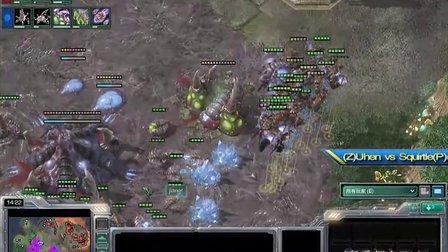 StarCraft2 ST时刻 第六期 (Z)Uhen VS Squirtle (P) 06 2011