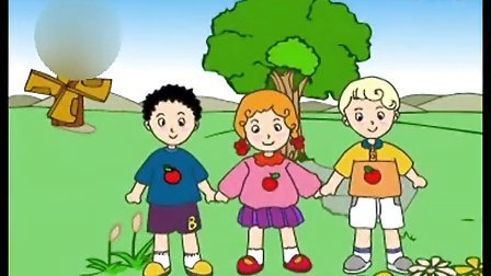 经典英文儿歌系列 - 苹果树