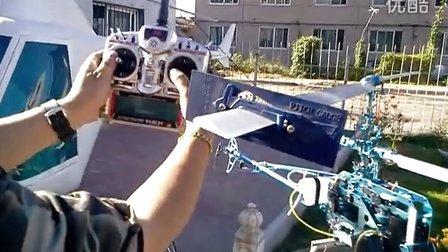 遥控直升机入门教程03-飞行前的准备
