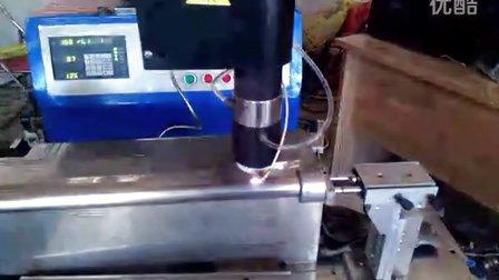 6米圆管激光切割 激光切孔 激光切割加工技术