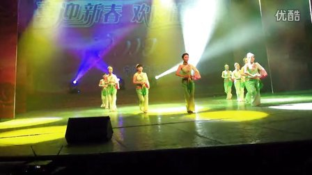 2012年李惠利医院春节晚会舞蹈春韵