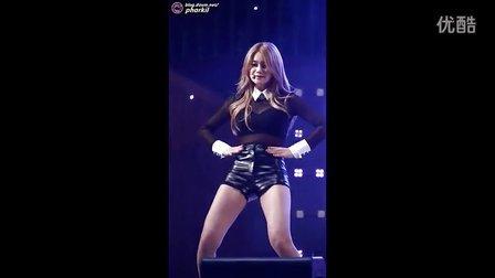 韩国美女 AOA(俞娜)热舞 Elvis 131105