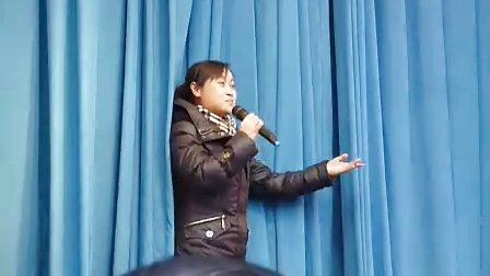 北路梆子苏瑞芳演唱晋剧《大登殿》