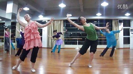 子舞线艺术中心谢璐斯老师古典舞《月满西楼》课堂视频上传啦