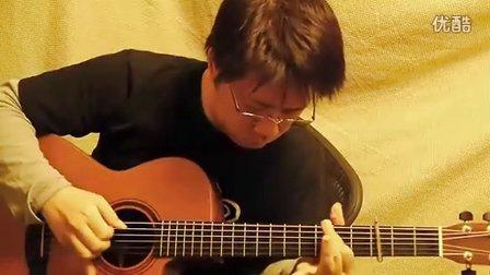 【ACG指弹】ルパン三世のテーマ 鲁宾三世主题曲 南泽大介版