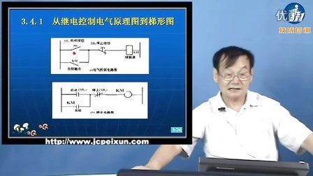 三菱plc fx2n编程入门--第三讲:编程基础3
