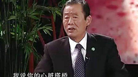 周鑫做客青岛电视台《民生开讲》 通过掌诊为您解读