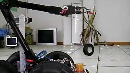 arduino机器人机械臂控制