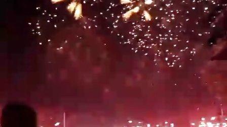 2011元宵节大连星海广场烟花