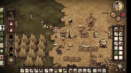 饥荒游戏,Don´t Starve,饥荒,Klei Entertainment,独立游戏,Indie Game