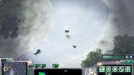 星际二 ST时刻 第八期 (Z)Uhen VS Squirtle (P) 02 2011