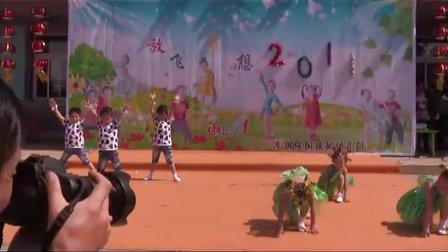 保国铁矿   2011.6.1 幼儿舞蹈:彩虹的微笑