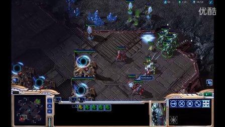 StarCraft II 【笨哥陪你练神族】第7期 2011